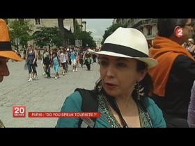 """Do you speak """"touriste"""" à Paris ?"""